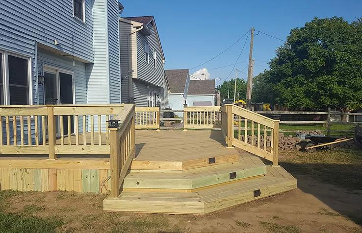 dream deck and oasis by crd construction