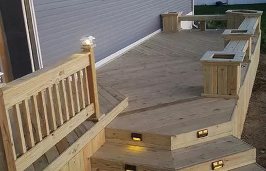 Deck Builder in Toledo, Perrysburg, & Maumee